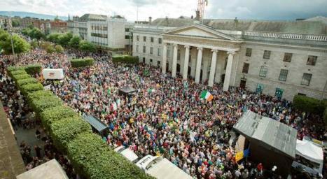 dublin-protest