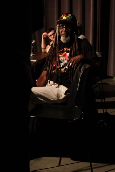 Kazi Toure photo by Rochelle B.
