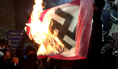 burning-nazi-flag