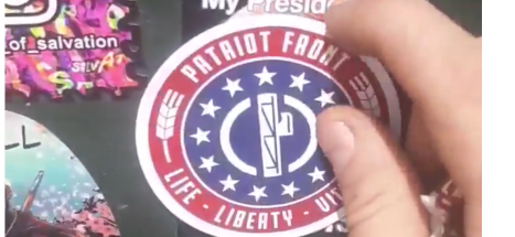 PF Sticker
